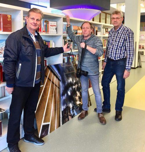 """Ausstellung Schacht 1 und 2 von """"Fritzen Henn"""""""