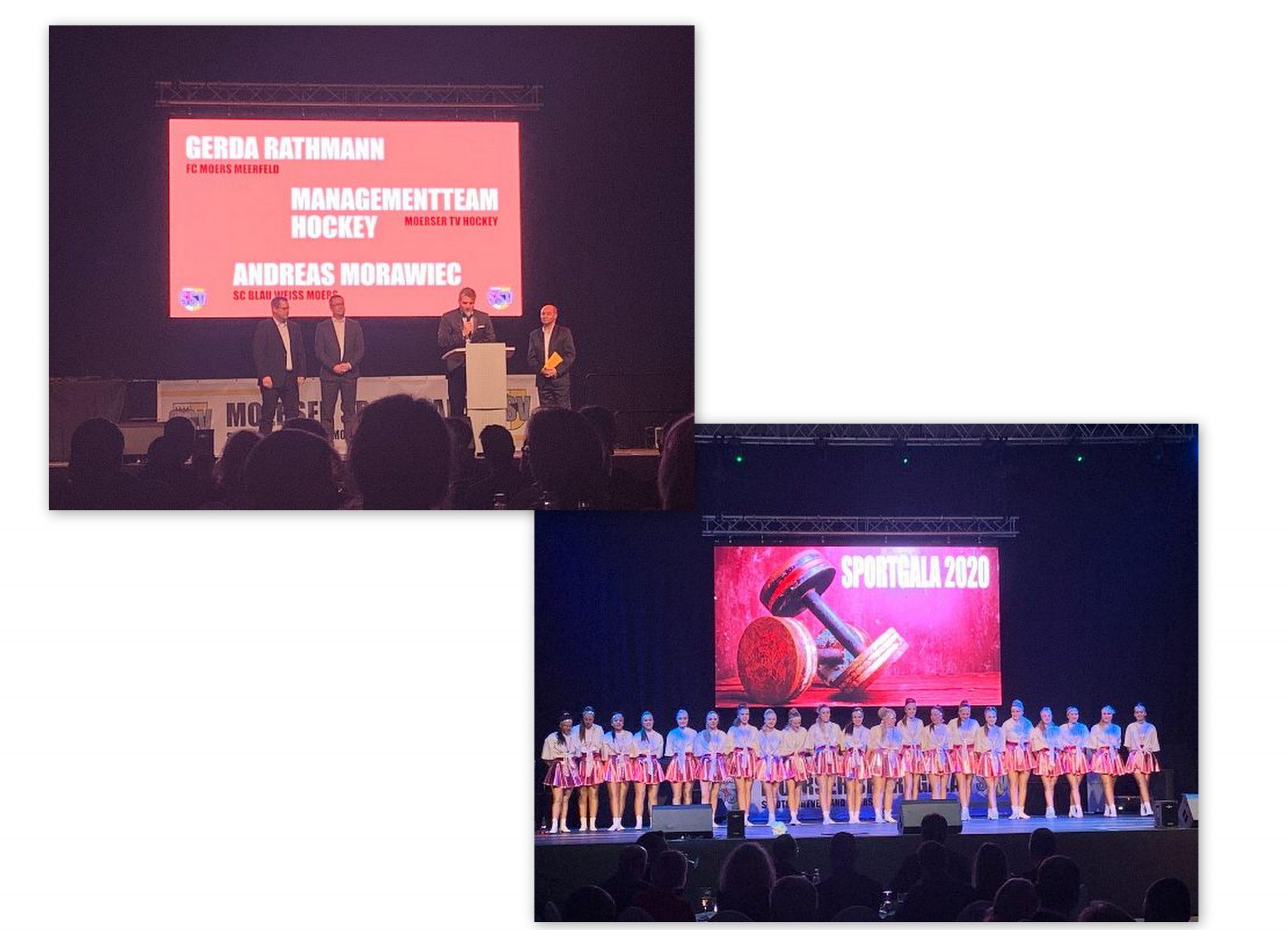 Moerser Sportgala 2020, Teil 2