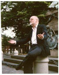 Hanns-Dieter Hüsch und der liebe Gott